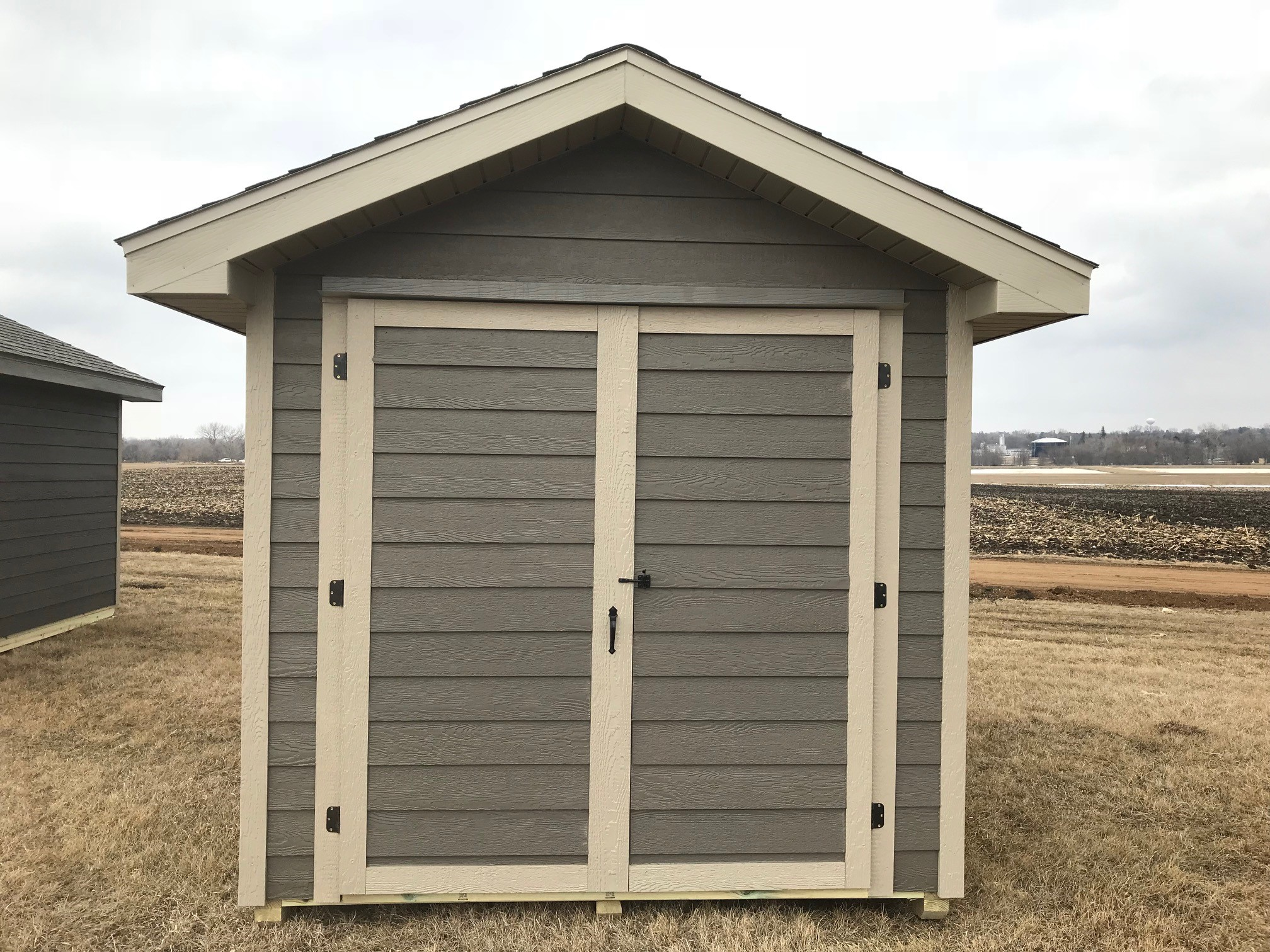 8×10 CTH Shed – For Sale