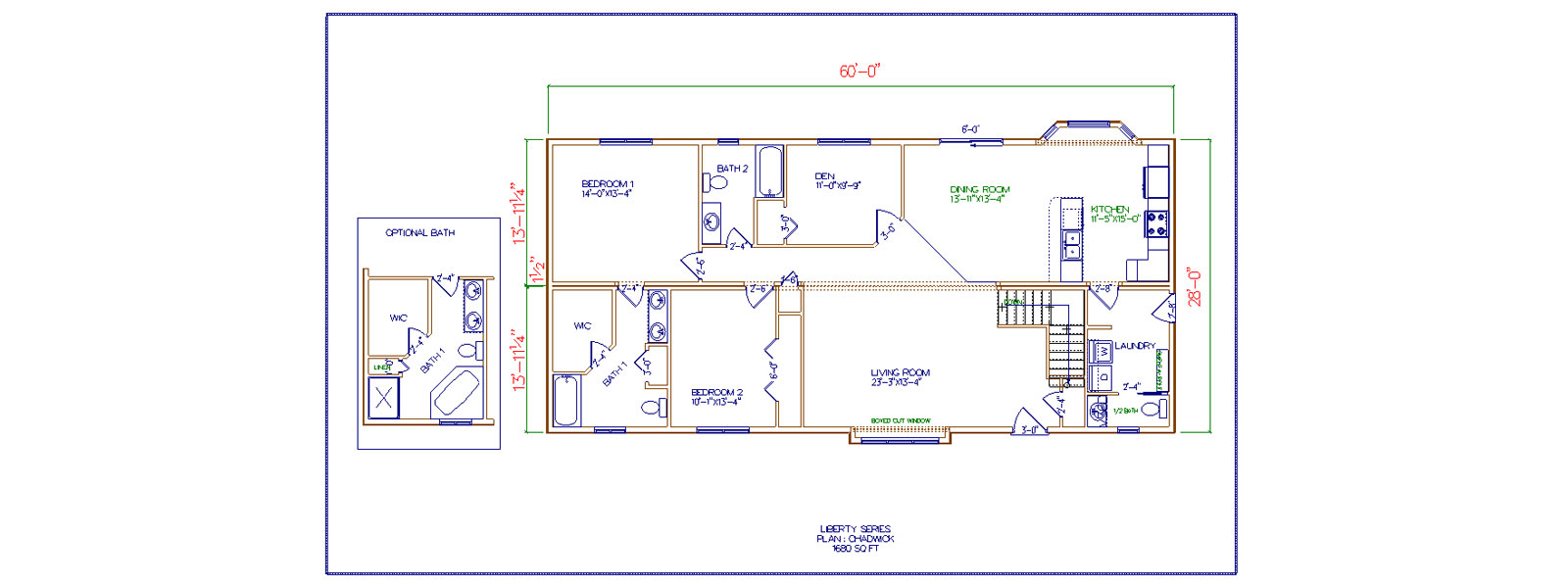 Chadwick custom touch homes for Chadwick house plan